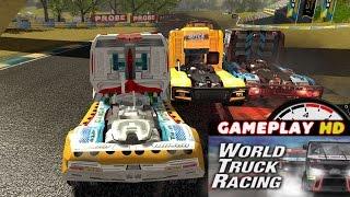 WORLD TRUCK RACING Gameplay PC HD