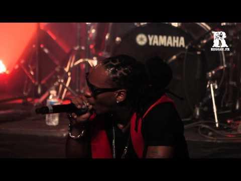 La Nuit Karaïbe 3 - Saïk & Admiral T Live sur Reggae.fr