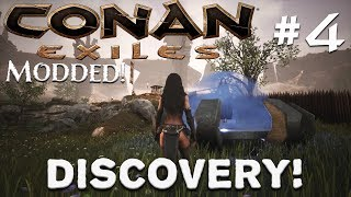 CONAN EXILES - Age of Calamitous - DISCOVERIES! #4 (Gameplay)