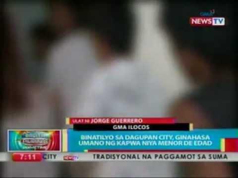 BP: Binatilyo sa Dagupan City, ginahasa umano ng kapwa niya menor de edad thumbnail
