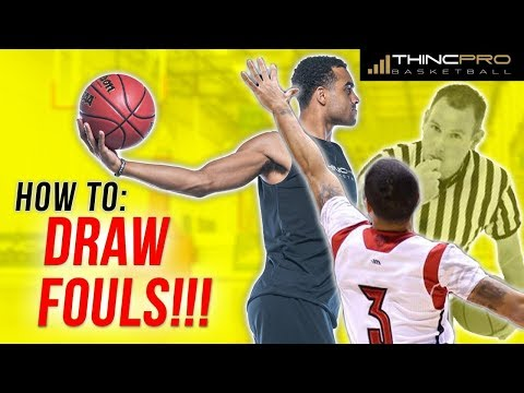 How to: Score More Points in Basketball by Getting To The Free Throw Line!!! HOW TO DRAW FOULS!