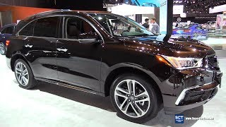 2018 Acura MDX - Exterior and Interior Walkaround - 2017 LA Auto Show