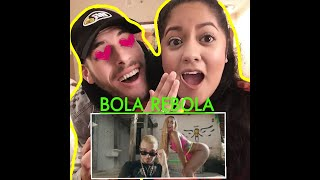 REACCION A ANITTA 😍 Tropkillaz, J Balvin - Bola Rebola ft. MC Zaac (REACTION/ REAGINDO)