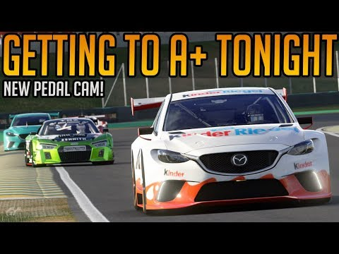 Gran Turismo Sport: Aiming for A+ Rating AGAIN | +NEW Pedal Cam!