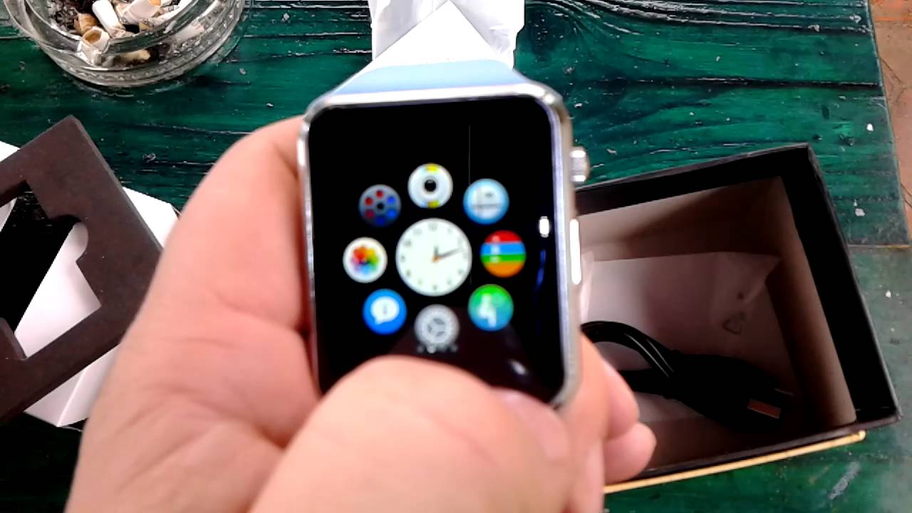 A1 Smartwatch Phone Youtube