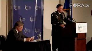 Gen. David Petraeus: No Iraq-Style Surge in Afghanistan