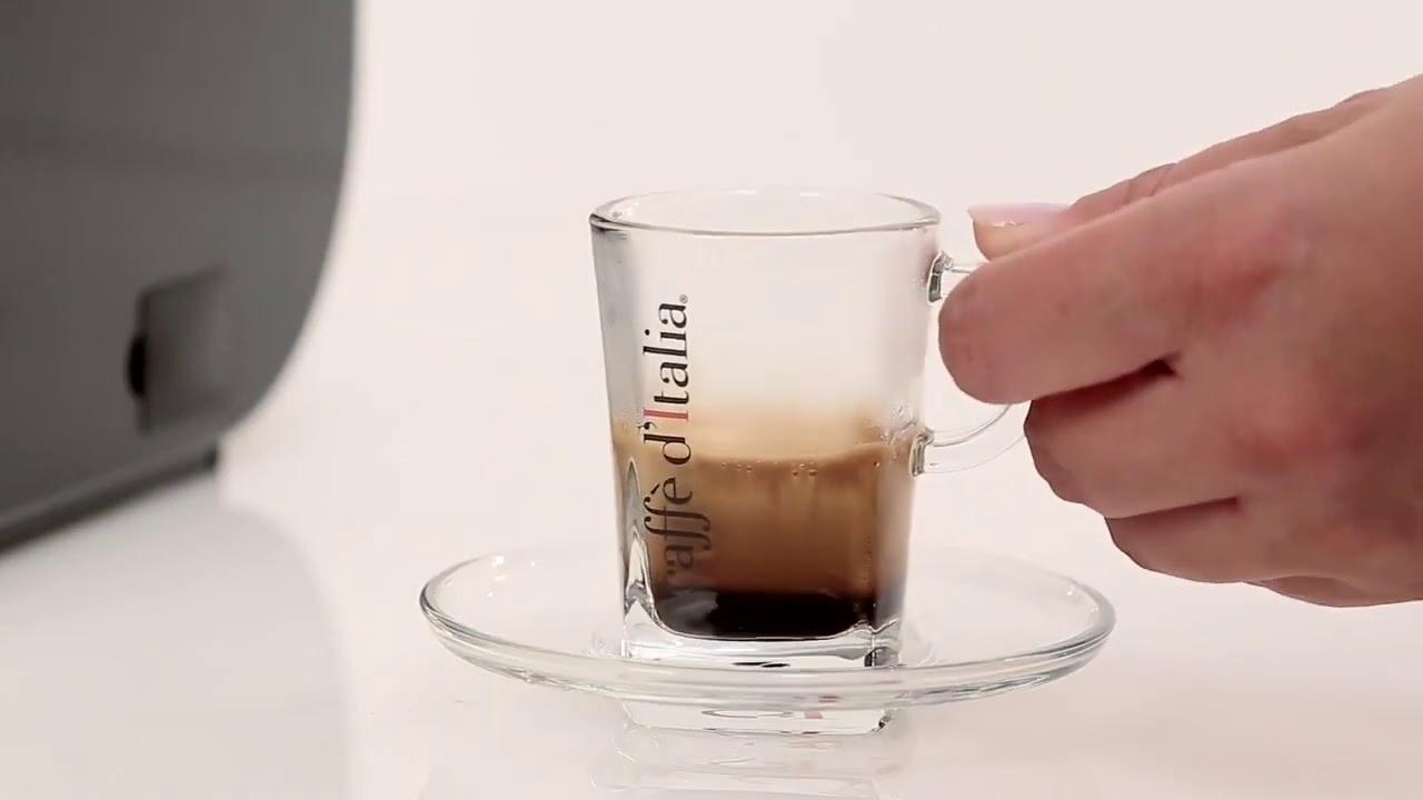 カフェデイタリア|MAGICA & MAGO la nuova macchina per caffè espresso con cappuccinatore di Caffè d'Italia