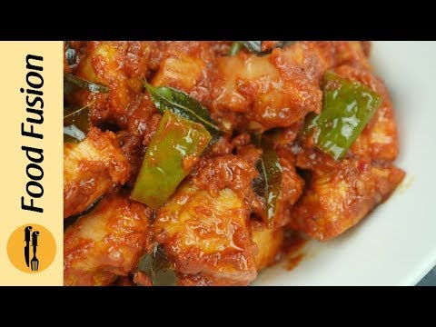 Chicken 65 Recipe By Food Fusion Youtube