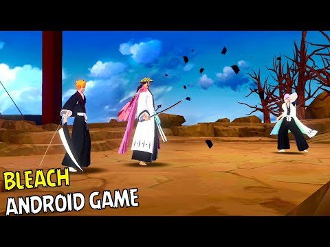 Bleach Realm Soul Awakening Android Gameplay RPG Anime