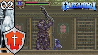 Castlevania: Aria Of Sorrow - The Study, Yoko Belnades, The Great Armor, Hammer Rescue - Episode 2