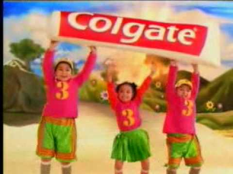 Colgate Kids Song