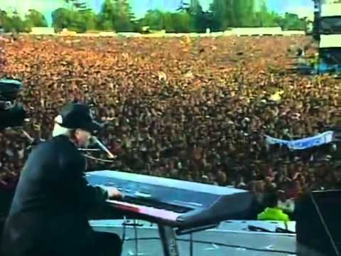 Elton John  - Sacrifice 1990