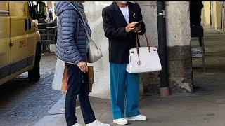 Элегантный возраст как выглядеть современно Как одевается итальянки в элегантном возрасте