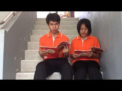 คำศัพท์+บทสนทนา ภาษาจีน ม.5 (กัลยาณวัตร) 2/2556