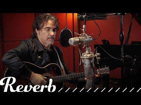 John Oates Performs Mississippi John Hurt & Blind Blake Songs | Reverb Sessions