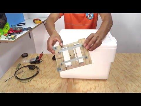 Como hacer una incubadora casera efectiva 1ra parte youtube - Como hacer una claraboya ...