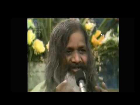 Maharishi Mahesh Yogi: Culturing the nervous system to maintain pure consciousness