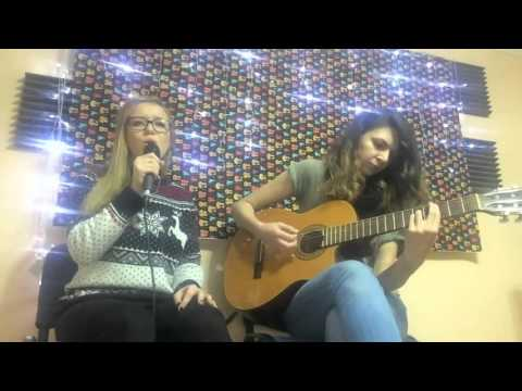 Birdy - White winter hymnal cover