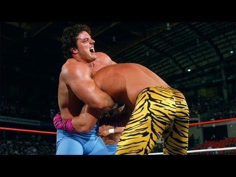 The British Bulldogs vs. The Dream Team – World Tag Team Championship Match: WrestleMania 2