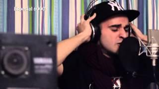 RAPEO A CÁMARA 2 [Brock-Ansiolitiko] ESPECIAL 6000! (Instrumental GalaXYdabeatZ)