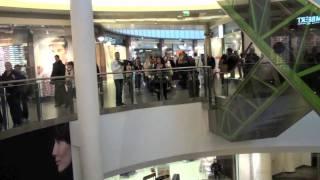 Les miserables  Flash Mob Warszawa Poland