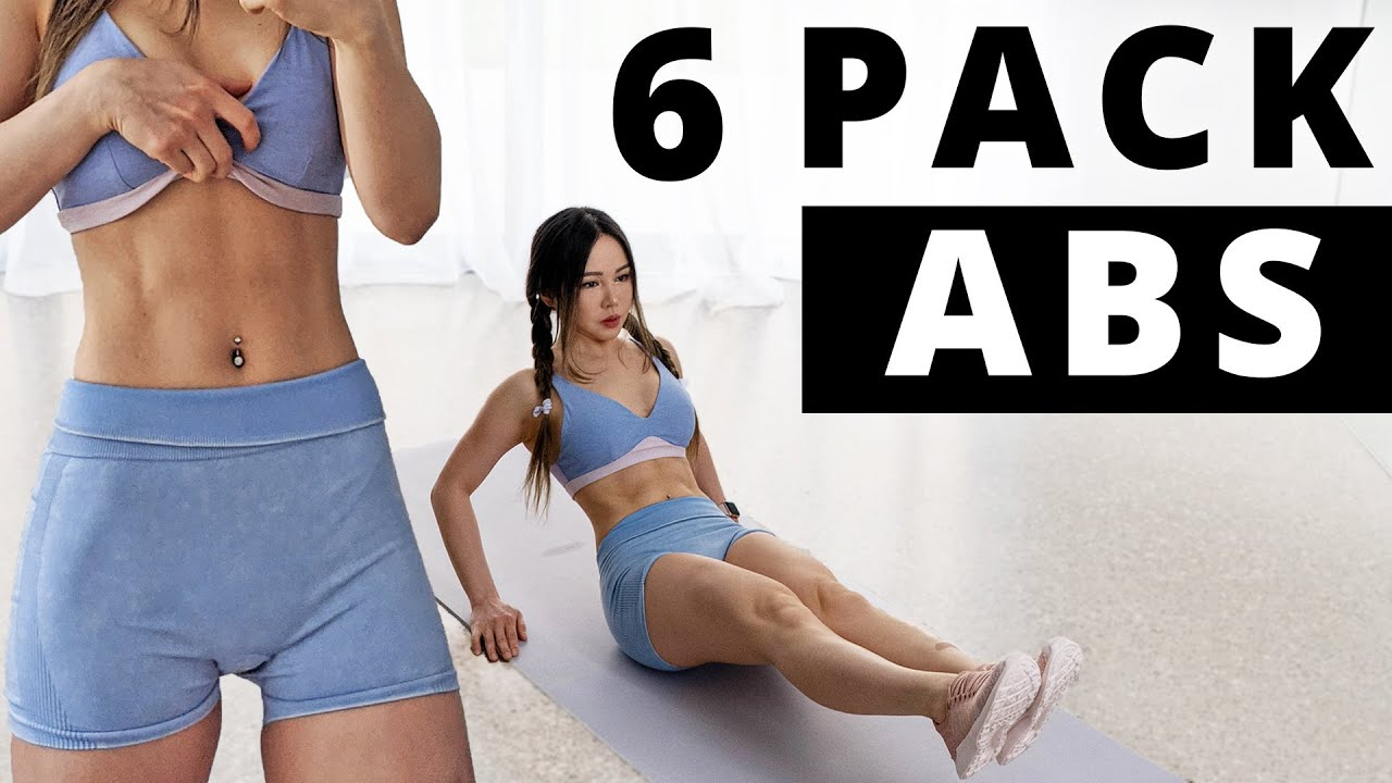 6 Pack Abs Workout | 3 Weeks Challenge