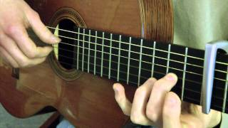 Cours de guitare - The Eagles : Hotel California « INTRO » (2/4) Em, B7/D#, Dsus2, C#m7/5-