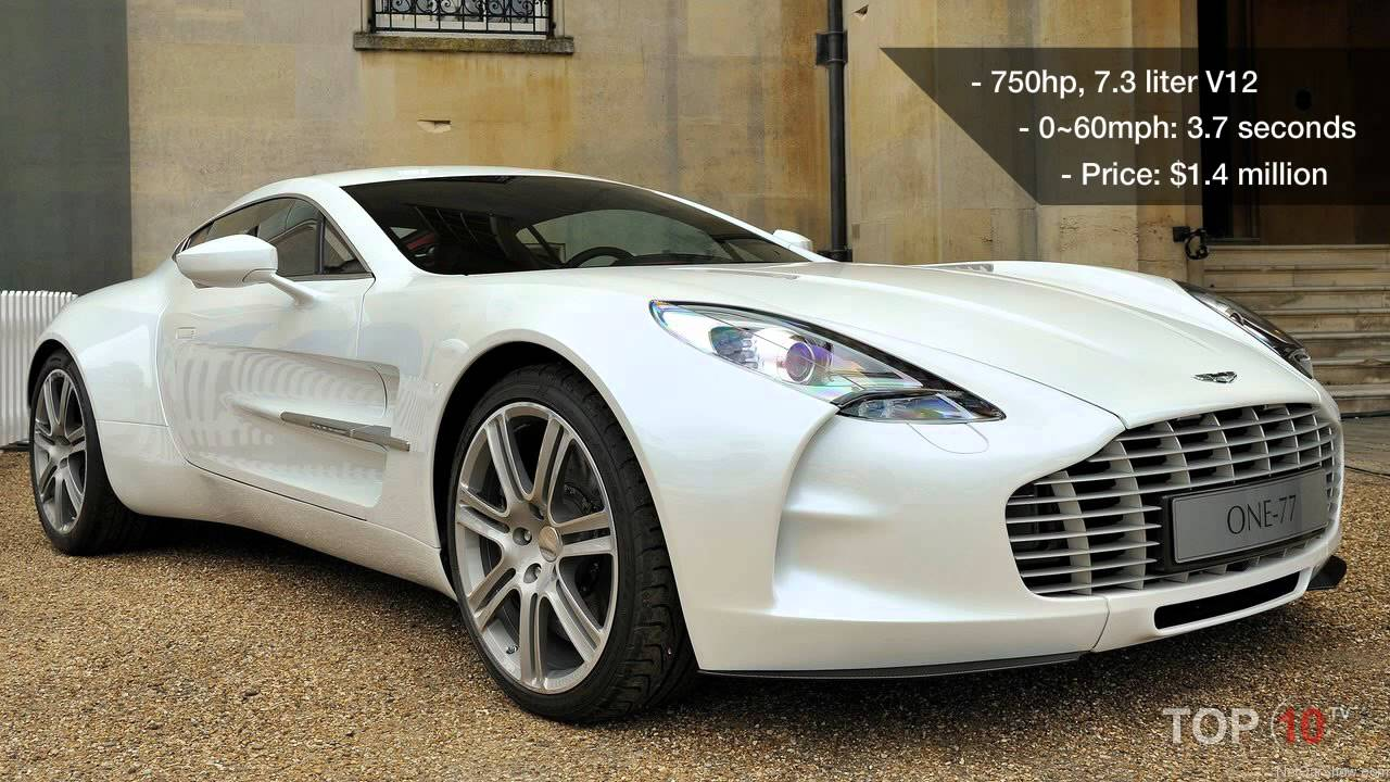 Top Sports Cars Most Expensive YouTube - Sports cars 2012