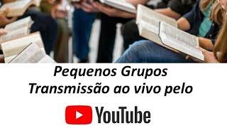 Pequeno Grupo - Ao Vivo - IP Thomaz Coelho