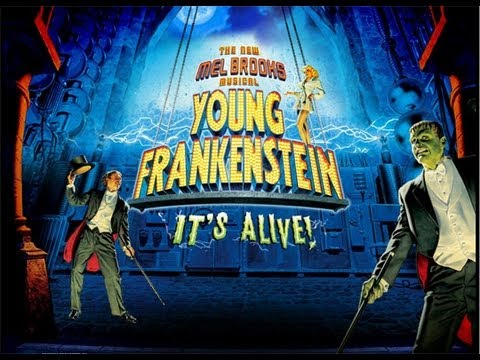 Young Frankenstein Musical review Introduction