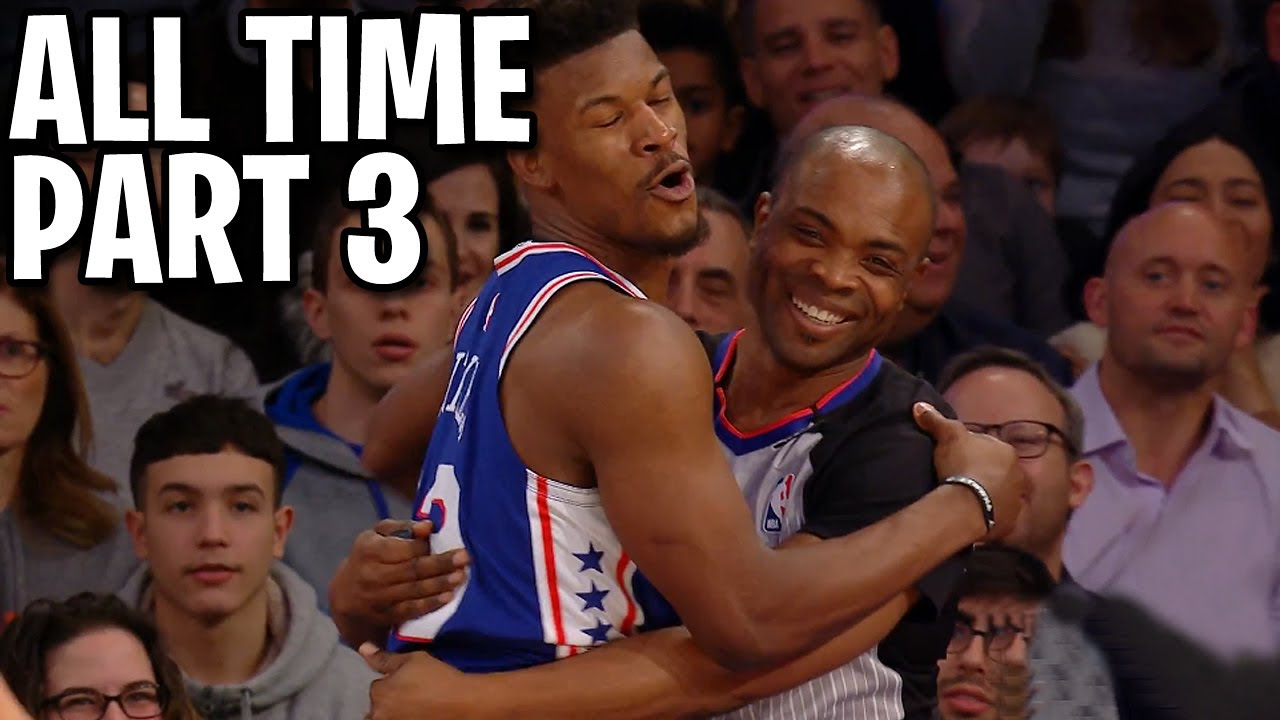 NBA Funny Moments and Bloopers of All Time - Part 3