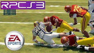PS3 Emulator | NCAA 13 Football on PC RPCS3 i7 4790k (EA Sports)