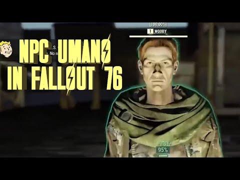 Un NPC UMANO Avvistato in una STANZA SEGRETA DI Fallout 76 ITA thumbnail