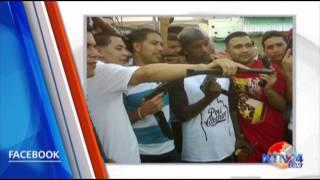 Miembros de bandas delincuenciales en Venezuela presumen de sus
