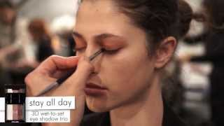 Stay All Day 3D Wet-to-Set Eye Shadow Trios Thumbnail