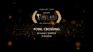 FOWL CROSSING - directed by Nancy Snipper (Trailer)