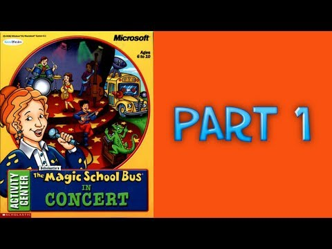 Whoa, I Remember: The Magic School Bus In Concert Activity Center: Part 1