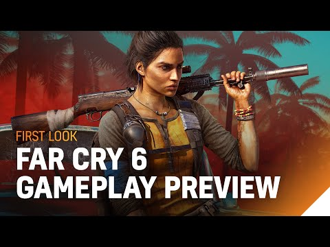 Far Cry 6 first look gameplay preview | VGC