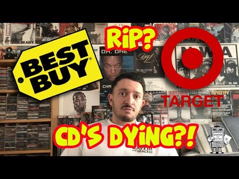 CD's DYING?! Best Buy/Target Music changes, Streaming, and more!