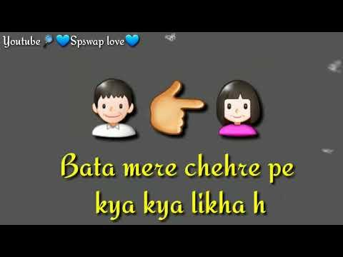 Kitaben bhut si parhi hogi tumne // Whatsapp status// old status video