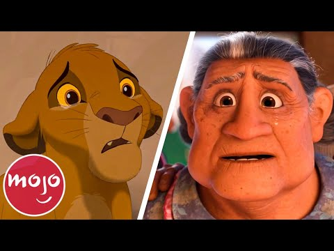 Top 20 Disney Moments That Made Us Ugly Cry