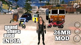 (26mb)DOWNLOAD GTA INDIA LITE FOR ANY ANDROID DEVICES