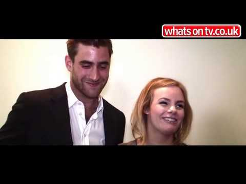 Mr Selfridge stars Lauren Crace and Oliver Jackson-Cohen