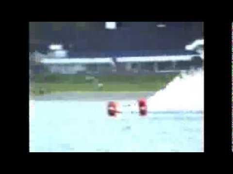 Idroscalo Milano 2000 - Campionato Italiano Entrobordo Corsa