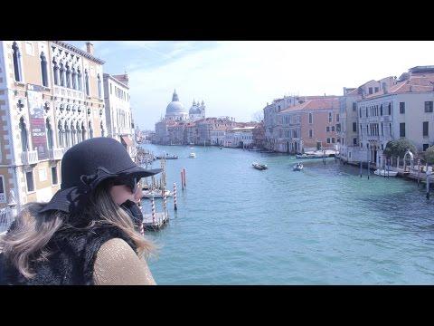Vlog - Veneza: Piazza San Marco | Passeio de Gôndola | Ponte Ri Alto | Veneza a noite