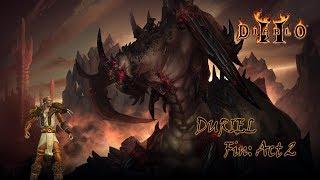 Diablo II - Eliminando a Duriel