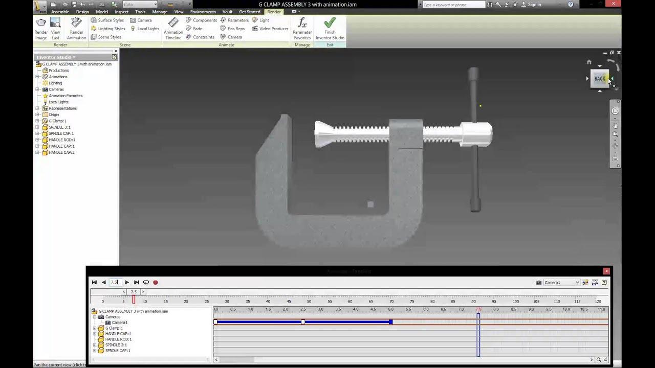 inventor studio tutorial youtube rh youtube com manual inventor 2013 manual inventor 2013