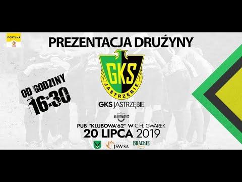 Prezentacja drużyny GKS Jastrzębie!