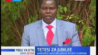 Viongozi wa Bonde La Ufa wazungumzia nyufa katika chama cha Jubilee