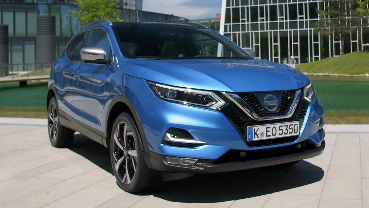 Nissan Qashqai Vivid Blue